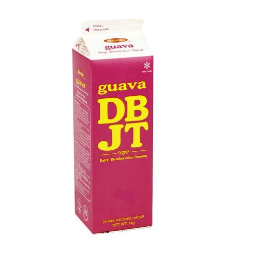 Guava Topping Cream