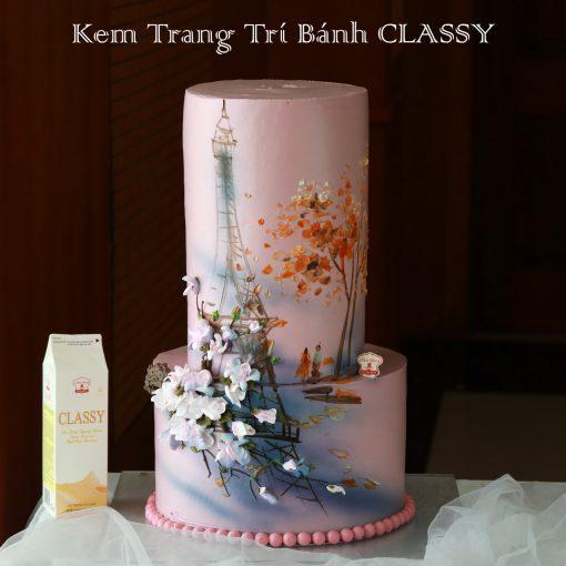 Kem Trang Trí Bánh Classy