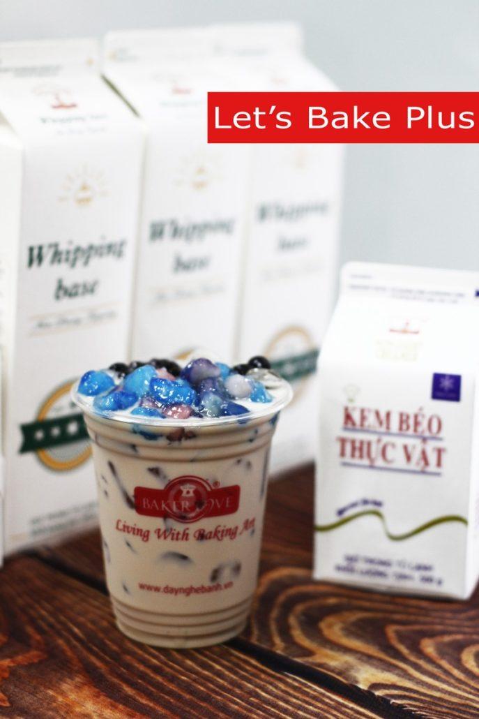 Tại Cần Thơ - Lớp Học Làm Bánh Let's Bake Plus chủ đề Bánh Lạnh và Trà Sữa