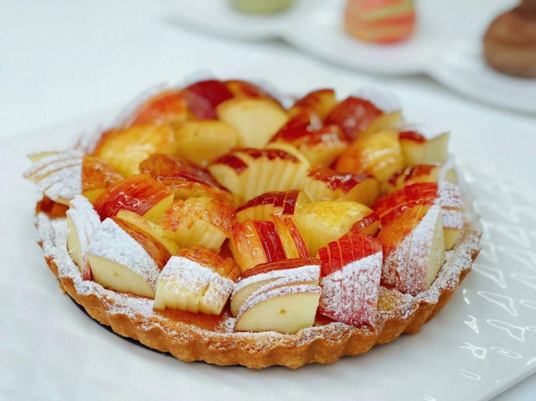 Bánh tart táo đài loan
