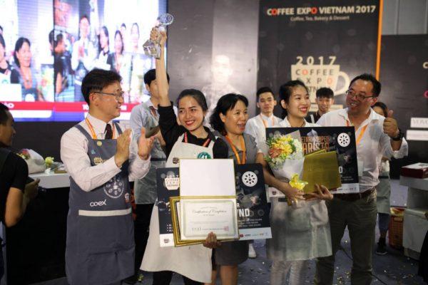 ĐỒNG HÀNH CÙNG CUỘC THI VIETNAM SUPER BARISTA CHAMPIONSHIP 2018