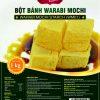 Warabi Mochi Starch