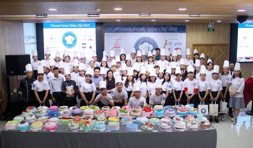 Cuộc thi Vietnam Future Talent Chef 2019 - Chắp nối đam mê, khẳng định phong cách