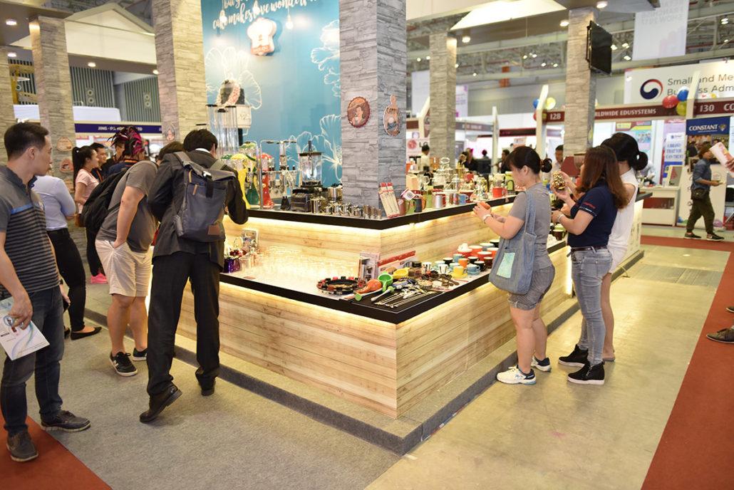Thư mời tham dự Food & Hotel Vietnam 2019