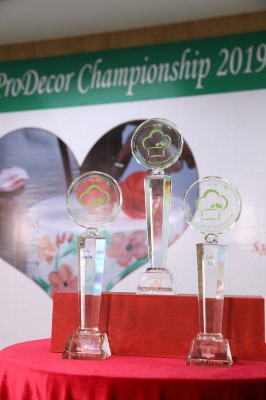 Cuộc thi Vietnam ProDecor Championship - Decor With Heart