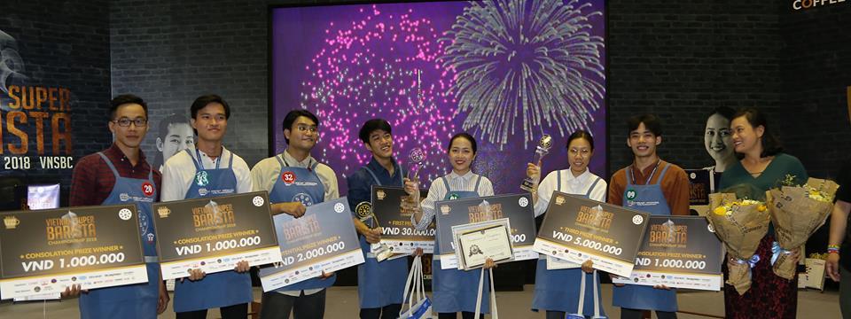 Cuộc thi Vietnam Super Barista Championship (VNSBC) 2019 chính thức quay trở lại