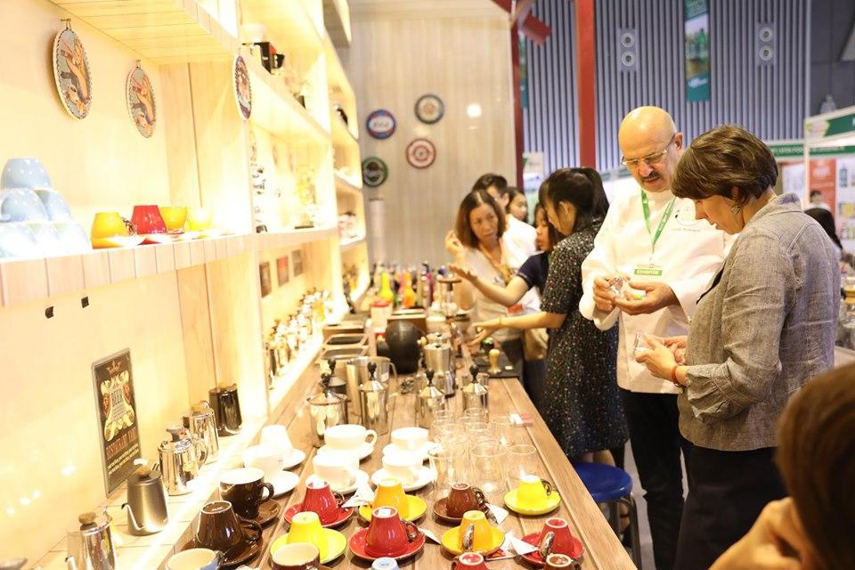Thư mời tham dự Coffee Expo Việt Nam 2019
