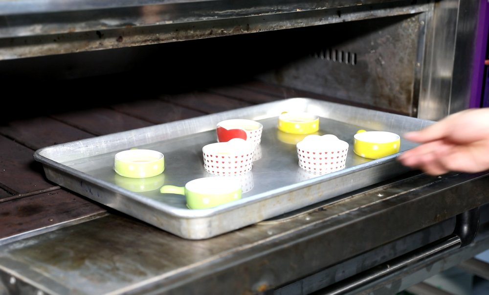 Hướng Dẫn Làm Bánh Creme Brulee