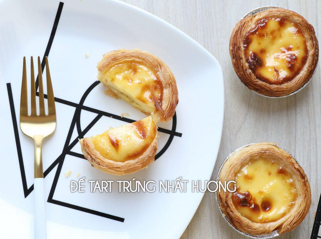Làm Bánh Tart Trứng Tại Nhà: Nhanh, Tiện Lợi, Tuyệt Ngon