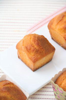 Bánh Vanilla Cupcake nướng bằng lò nướng gia đình