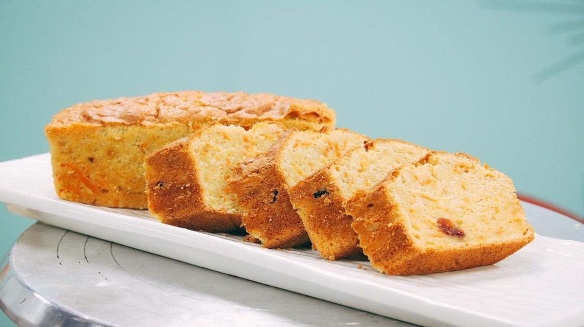2 phương pháp nướng bánh Cake Bơ Trái Cây cực hấp dẫn