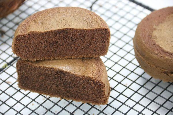 3 cách làm bánh Bông Lan Sôcôla (phần 2): Bông Lan Sôcôla Ổ
