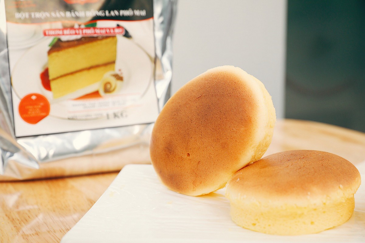 Hướng dẫn 2 cách nướng bánh Bông Lan Phô Mai tại nhà ngon xuất sắc