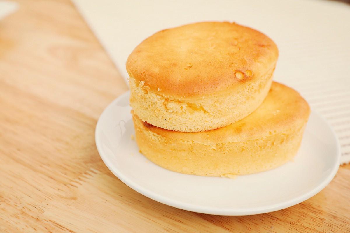 Bánh Bông Lan Phô Mai tại nhà ngon xuất sắc