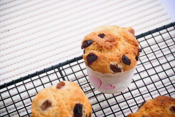 Bánh Plain Muffin