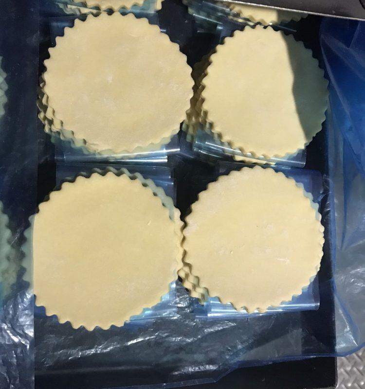Làm Pate Chaud siêu đơn giản với đế bánh Pate Chaud Nhất Hương