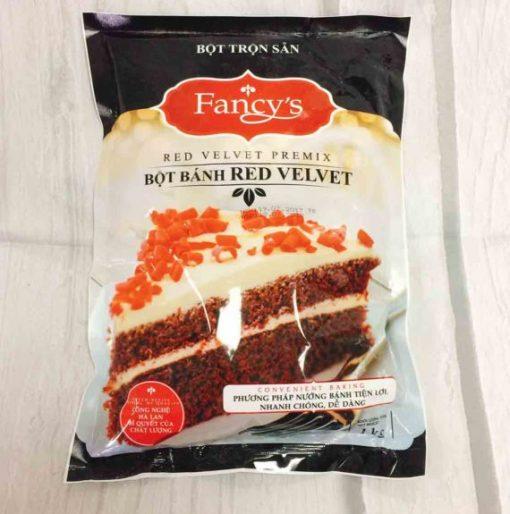 Bột Bánh Red Velvet