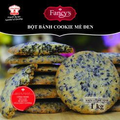 Black Sesame Cookie Premix