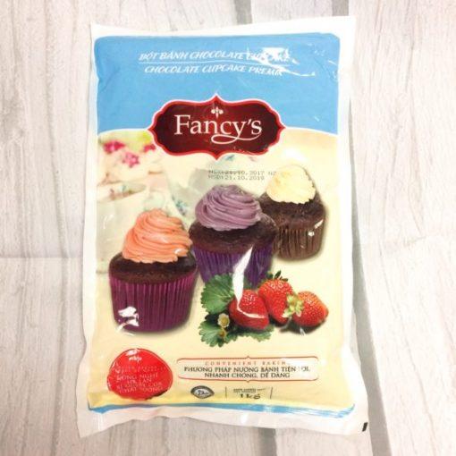 Bột Bánh Chocolate Cupcake