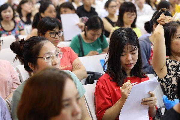 """Hội thảo """"Thức Quà Hạnh Phúc"""" tại Hà Nội"""