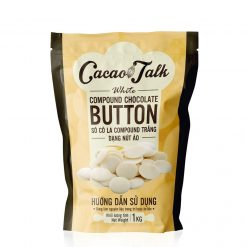 White Compound Chocolate Button 1KG