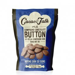 Milk Compound Chocolate Button 1KG