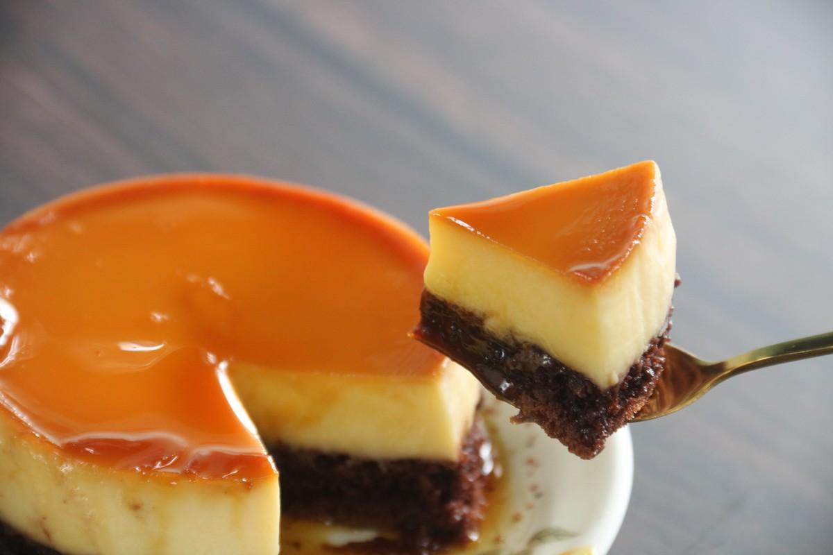 Bông lan Sô cô la Flan ngon tuyệt - Bạn đã thử chưa?