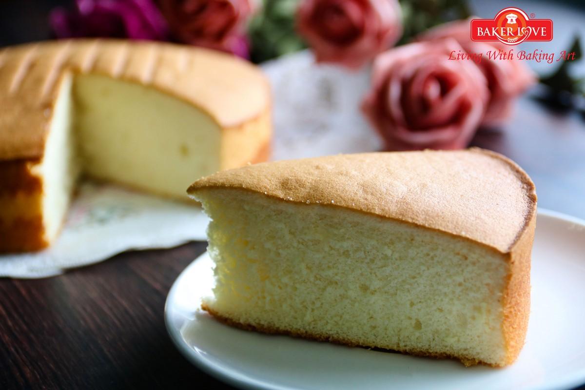 Làm bánh Bông Lan Chay siêu đơn giản