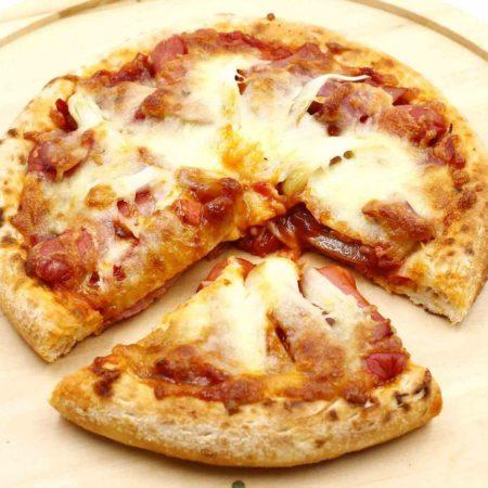 Đế Bánh Pizza Đông Lạnh Size 24cm