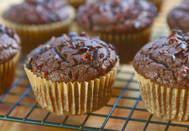 Học Làm Bánh Muffin Chocolate