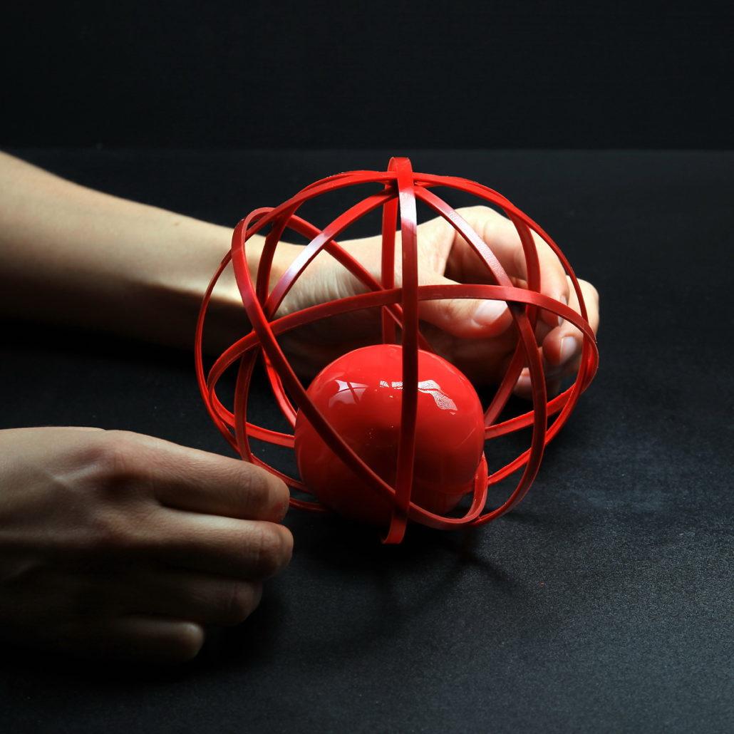 dinara kasko Làm bánh bằng máy in 3D