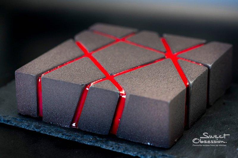 Làm bánh bằng máy in 3D - Bánh Lạnh và Bánh Chocolate