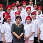 Doanh nhân Việt đầu tiên làm kem trang trí bánh