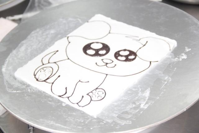 Hướng dẫn decor bánh kem theo phong cách tuổi teen