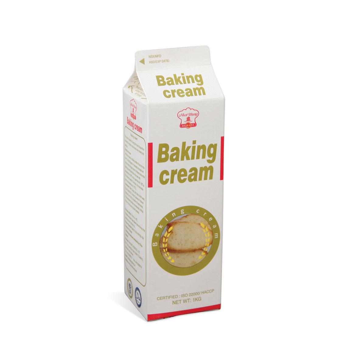 Baking Cream