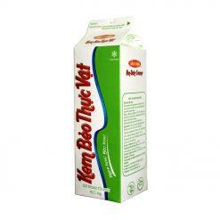 Kem Sữa Béo Thực Vật