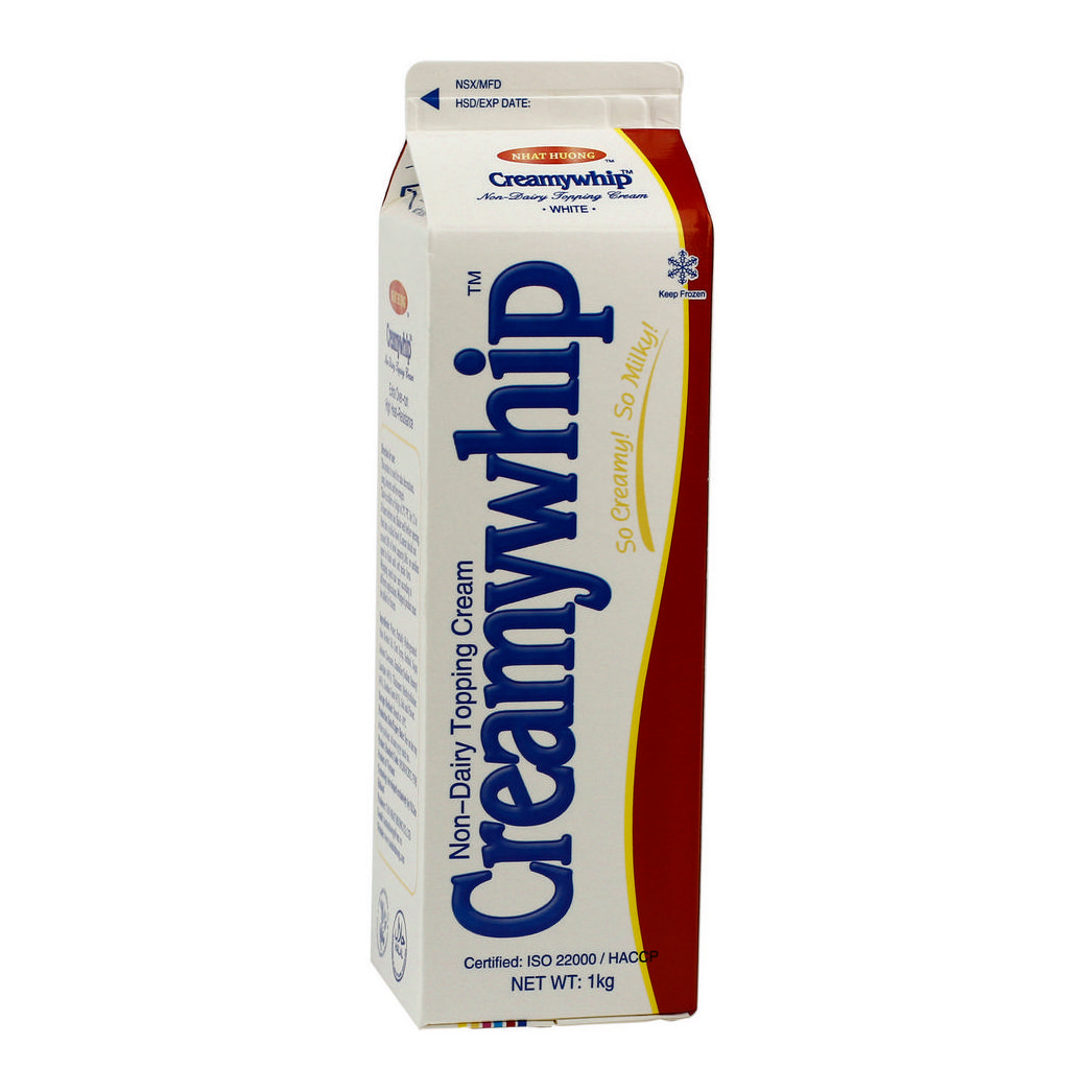 Creamywhip Topping Cream - White
