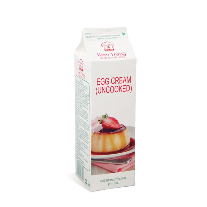 Kem Trứng - Egg Cream