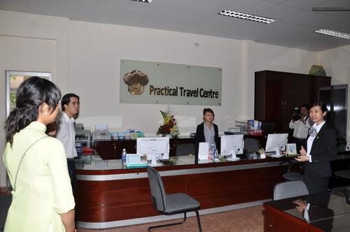 Lễ ký kết ghi nhớ hợp tác trong ngành Du lịch 09