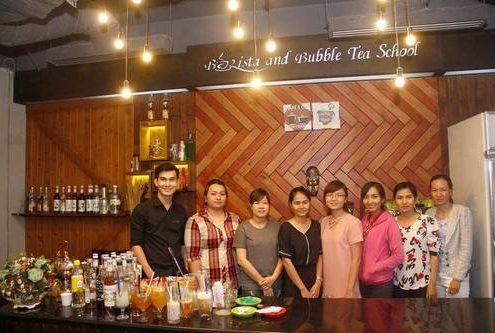 Lớp Học Pha Chế Trà Sữa Đài Loan