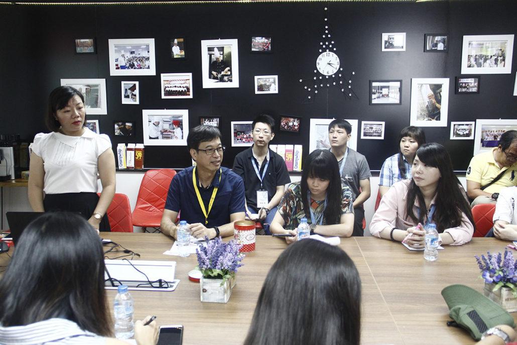 Đoàn Nghiên Cứu Sinh EMBA tại Nhất Hương