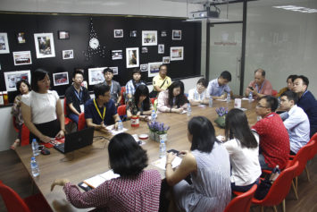 Đoàn Nghiêm Cứu Sinh EMBA tại Nhất Hương
